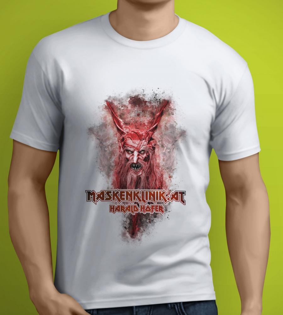 Maskenklinik T-Shirts - NEU